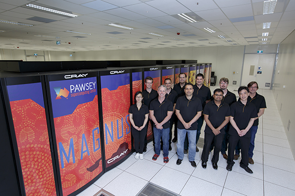 Pawsey supercomputing team_LowRes