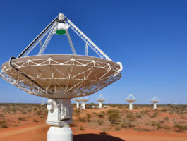 The ASKAP Telescope