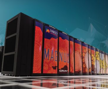 Magnus, the Pawsey Supercomputer