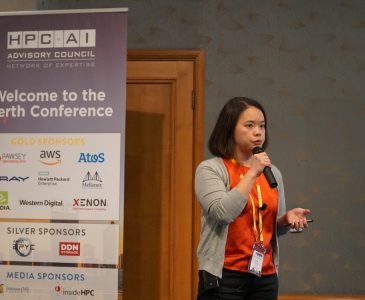 Gin Tan, Senior HPC Consultant at Monash University, presented about HPC in the cloud